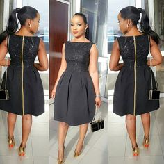 African fashion is available in a wide range of style and design. Whether it is men African fashion or women African fashion, you will notice. African Print Dresses, African Fashion Dresses, African Dress, African Style, Church Attire, Church Outfits, Church Dresses For Women, Mode Outfits, Dress Outfits