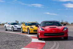 Motor'n News: Stingray School Maximizes Corvette Driving Experience