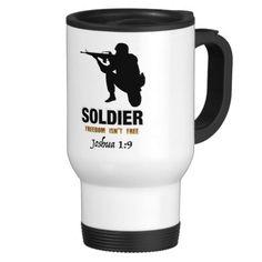 Soldier Travel/Commuter Mug