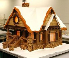 Sunday Sweets: Gorgeous Gingerbread