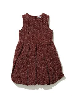 Aurora Boucle Dress by LIHO at Gilt