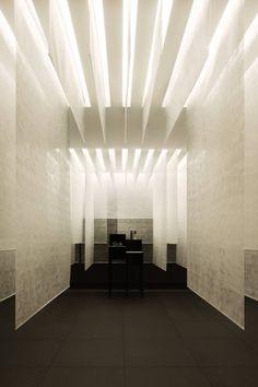 Gwenael Nicolas, Switzerland. Kanebo Sensai Select Spa 2