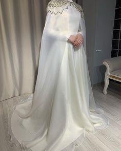 Muslim Wedding Gown, Malay Wedding Dress, Muslimah Wedding Dress, Hijab Style Dress, Muslim Wedding Dresses, Blue Wedding Dresses, Princess Wedding Dresses, Boho Wedding Dress, Country Wedding Dresses