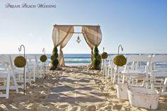 Palm Beach wedding