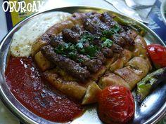DOYURAN MANİSA KEBAP – İZMİR.....oh, THE best kofte is made in Manisa!!!!