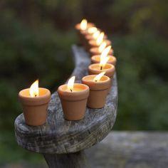 Citronella Candles - Lanterns and Garden Lights