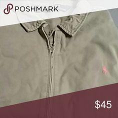 Men's Ralph Lauren Jacket Somewhat light weight. Ralph Lauren Jackets & Coats