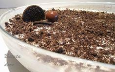 Pecados no prato: Sobremesa com bolacha oréo