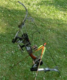Oneida Black Eagle --- lever limb compound bow