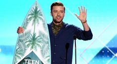 Justin Timberlake's Decade Award Acceptance Speech At The 'Teen Choice Awards' Was Beyond Inspirational (VIDEO) #Entertainment #News