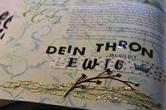 hebraeer-1-vers-8-6 dein Thron bleibt ewig. bibleartjournaling.de