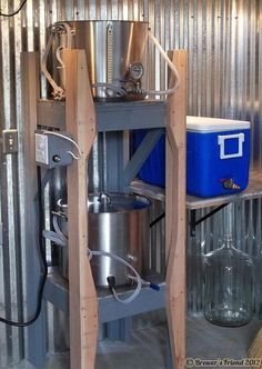 electric brewery