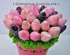 strawberry bouquet - Google Search