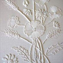 Mountmellick – Irish White-on-White Embroidery - Courses - Ardington School of Crafts