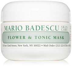 Mario Badescu Flower and Tonic Mask, 2 oz. -- You can get more details by clicking on the image. #beauty