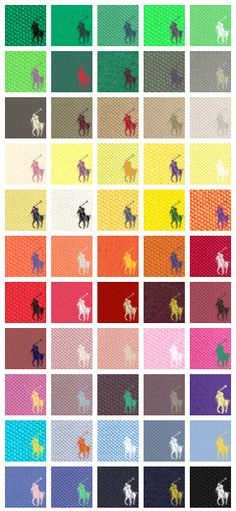 ralph lauren polo shirts for men color chart | Ralph Lauren on Pinterest | Polo  Ralph Lauren, Polo T Shirts and Polo