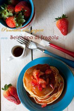 Pancakes-fragole7