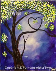 Come Support The Childrens Heart Foundation! - Pasadena, TX Painting Class - Painting with a Twist