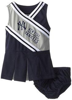 MLB New York Yankees Cheerleader Set (Navy), 3T MLB Brand http://www.amazon.com/dp/B00I42AZEM/ref=cm_sw_r_pi_dp_oKgsvb17PAAY9