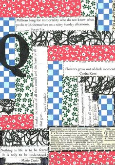 postcard collage by dumpsterdiversanonymous on flickr http://www.flickr.com/photos/dumpsterdiversanonymous/ #paper_crafting #mail_art #collage