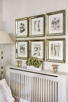 hallway decorations Use these radiator cover ideas to transform your room. See how to use a radiator cover for storage, reading nooks under windows, corner cabinets + more. Living Room Decor, Bedroom Decor, Dining Room, Radiator Cover, Foyer Decorating, Decorating Ideas, Decorating Cakes, Decoration Design, Radiators