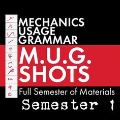 M.U.G. Shot Mondays - Mechanics, Usage, Grammar Activities for teens. From teen writing-love this!