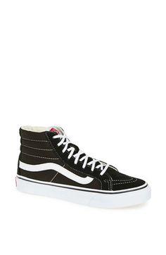VANS 'Sk8-Hi Slim' Hi-Top Sneaker (Women). #vans #shoes #sneaker