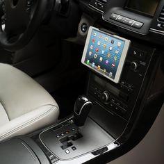 Satechi CDスロット取付型ホルダー (5–11インチ型タブレット用) (iPad/Air/Mini, Galaxy Tab, Nexus, Microsoft Surface対応)