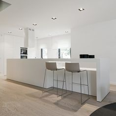 house interior design by Mateusz Kuo Stolarski, via Behance