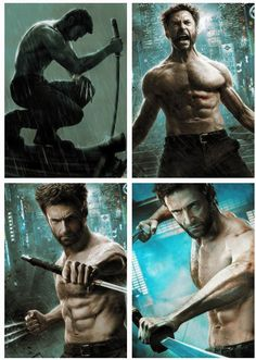 The Wolverine. This movie was freaking awesome