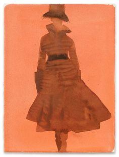 Mats Gustafson - Yohji Yamamoto Red for German Vogue