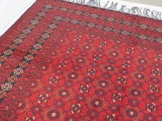 304x200 cm Afghan turkmen Kunduz bashir orientteppich rug Carpet afghanistan