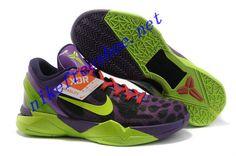 wholesale dealer 7cc90 adaf0 Nike Zoom Kobe 7 Colorways Shoes For Sale VII Cheetah 488371 400 Nike  Foamposite, Kobe