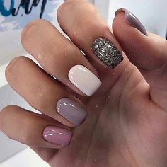 BOOM - 48 Fascinating Nails You Need To See Boom! Here are 48 Fascinating Nails You Need To See! All of these nails are lovely and currently are some of the most trending nails online right now. Dream Nails, Love Nails, Pink Nails, Perfect Nails, Gorgeous Nails, Stylish Nails, Trendy Nails, Nail Design Spring, Nagellack Design