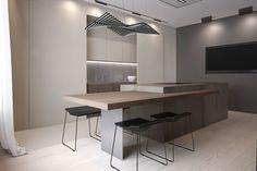 Living interiors on Behance