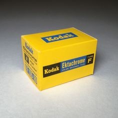 Ektachrome  #Ektachrome  is a brand name owned by #Kodak for a range of transparency, still, and motion picture films previously