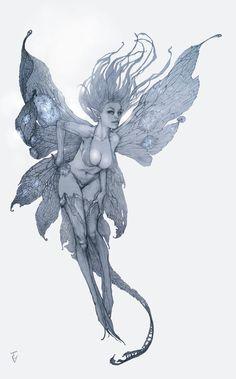 """""""Fairy"""" by Den3221. Deviantart"""