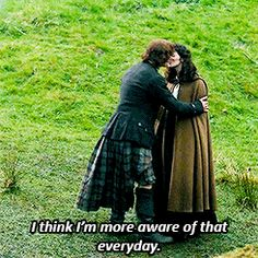Married to a Fraser. Thank you Outlander Online