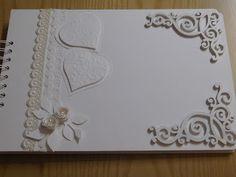 mercèscrap: Libro de firmas para boda