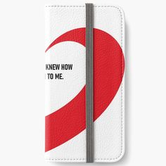 'Valentine day heart gifts' iPhone Wallet by CthroughMYeyes Valentines Day Hearts, Iphone Wallet, Art Prints, Printed, Awesome, People, Gifts, Products, Art Impressions