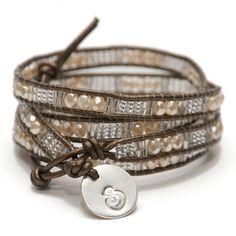 Urban Bling Wrap Bracelet