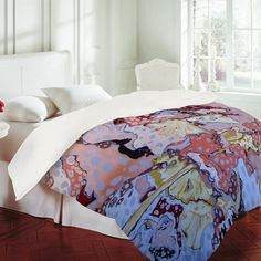 Colorful Duvet Covers  http://www.snowbedding.com/