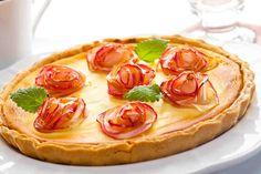 Ciasto z różą - wypróbuj sprawdzony przepis. Odwiedź Smaczną Stronę Tesco.