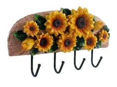 Hang a sunflower right here.