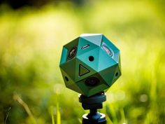 In Sphericam's view, people in the 360-degree video game want one of two things, professional-grade video or immersive content in real-time