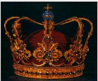 Crown of the Queens of Denmark 1731