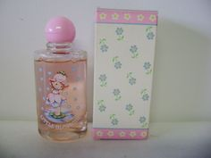 avon little blossom whipser soft cologne. i loved this stuff. i'm tempted to buy this off ebay.