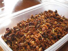 thetoddlerwhisperer: My Take on Grain Free Granola