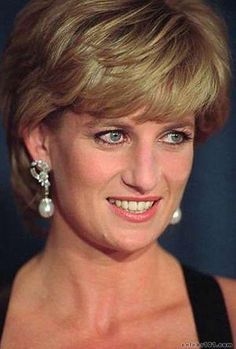 Princess Diana... for who she was... a woman who loved her people and spent her life trying to help them