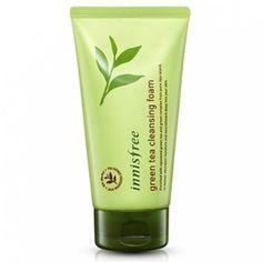 Item is really good Innisfree Green tea cleansing foam (Export). Beauty Skin, Health And Beauty, Facial Cleansers, Innisfree, Facial Skin Care, Alcohol Free, Shot Glass, Cosmetics, Tea